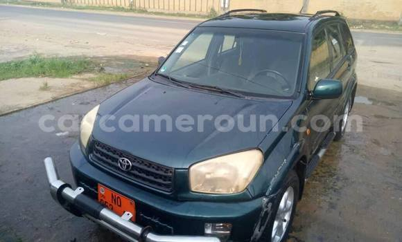 Acheter Occasion Voiture Toyota RAV4 Vert à Douala, Littoral Cameroon