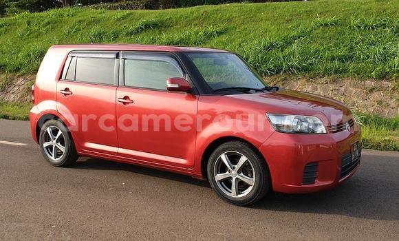 Acheter Importé Voiture Toyota Corolla Rumion Rouge à Yaoundé, Central Cameroon