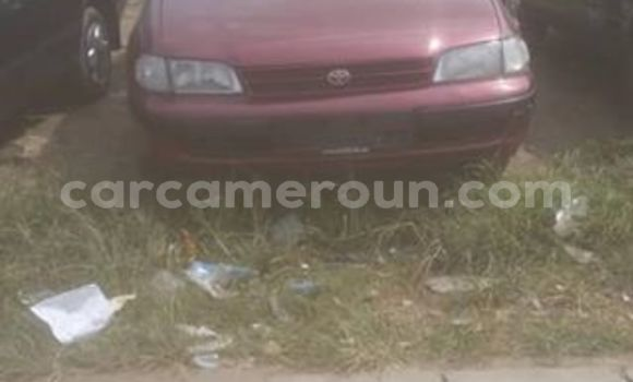 Acheter Occasion Voiture Toyota Carina E Rouge à Douala, Littoral Cameroon
