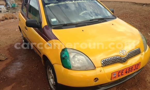 Acheter Occasion Voiture Toyota Vitz Autre à Douala, Littoral Cameroon