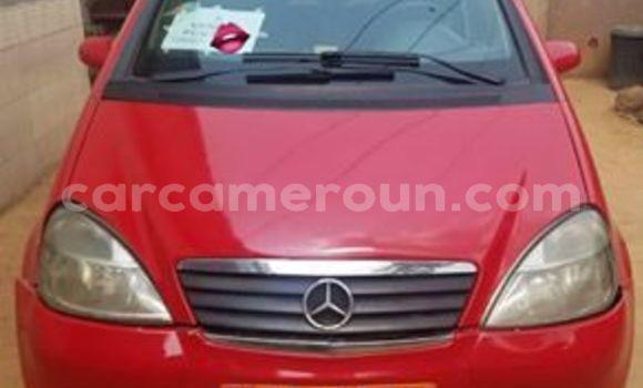 Acheter Occasion Voiture Mercedes‒Benz A–Class Rouge à Yaoundé, Central Cameroon