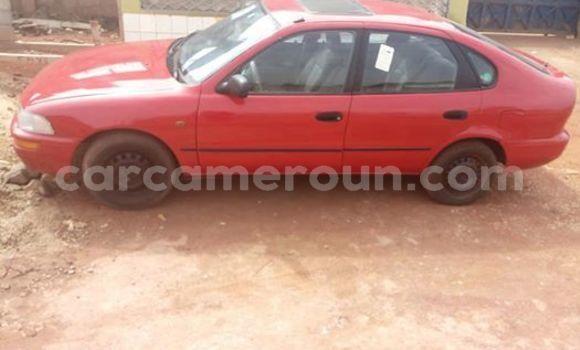 Acheter Occasion Voiture Toyota Corolla Rouge à Yaoundé, Central Cameroon