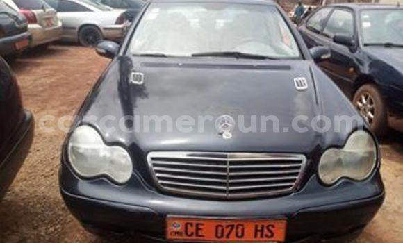 Acheter Occasion Voiture Mercedes‒Benz C-klasse Bleu à Yaoundé, Central Cameroon