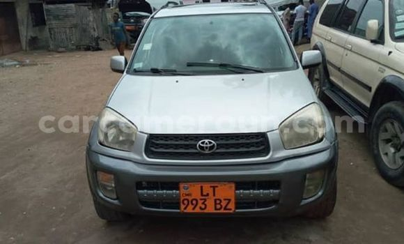 Acheter Occasion Voiture Toyota RAV4 Gris à Douala, Littoral Cameroon