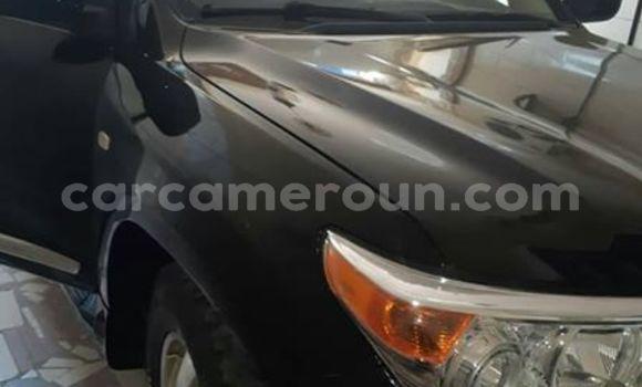 Acheter Occasion Voiture Toyota Land Cruiser Noir à Douala, Littoral Cameroon