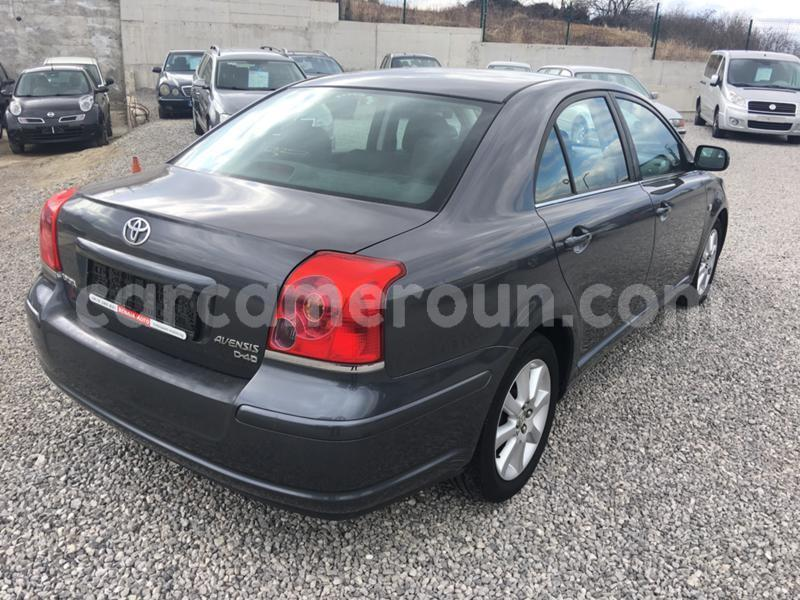 Big with watermark toyota avensis littoral cameroon douala 6854
