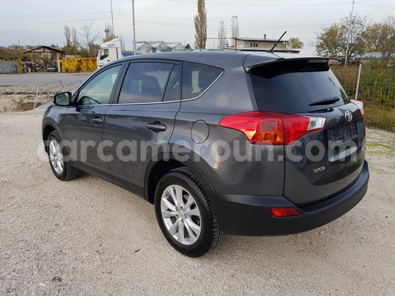 Big with watermark toyota rav4 littoral cameroon douala 7204