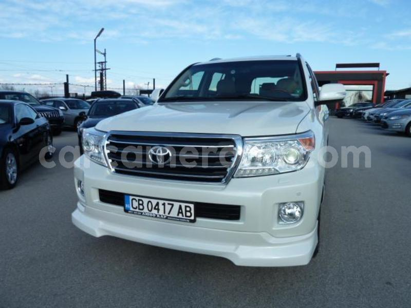 Big with watermark toyota land cruiser prado littoral cameroon douala 7206