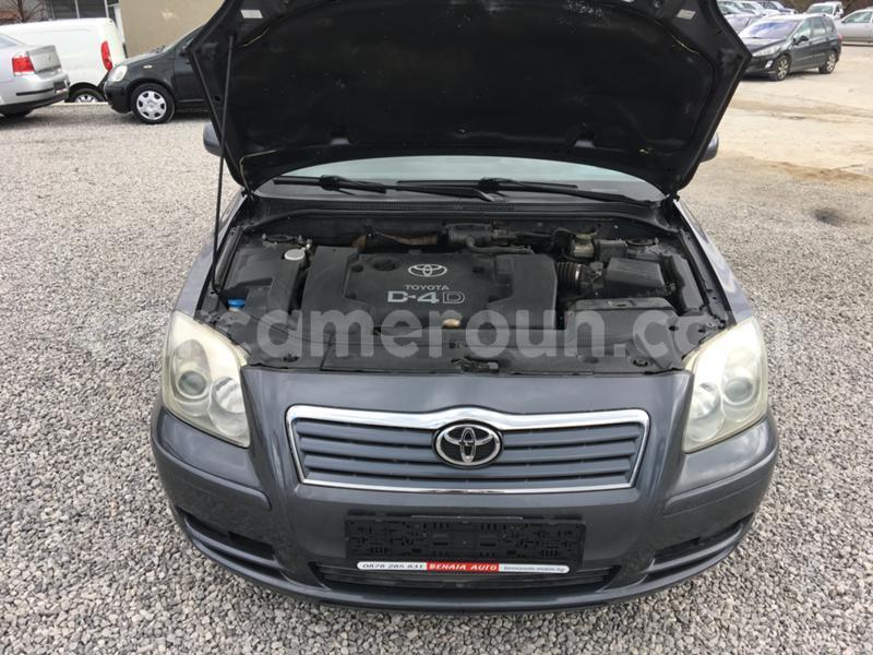 Big with watermark toyota avensis littoral cameroon douala 7209