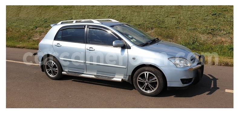 Big with watermark toyota corolla central cameroon yaound%c3%a9 7250