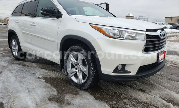 Medium with watermark toyota highlander central cameroon yaounde 7330