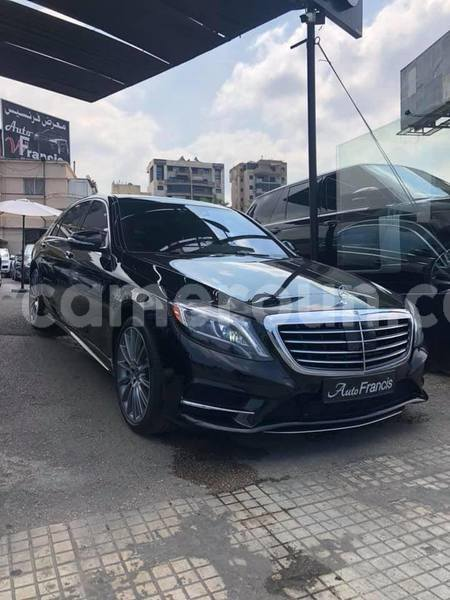 Big with watermark mercedes benz s class littoral cameroon douala 7350