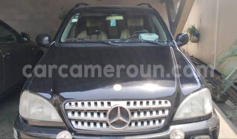 Big with watermark mercedes benz ml class littoral cameroon douala 7404