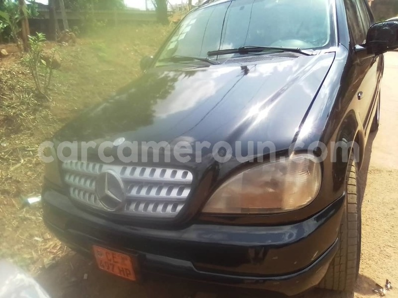 Big with watermark mercedes benz ml class central cameroon yaounde 7414