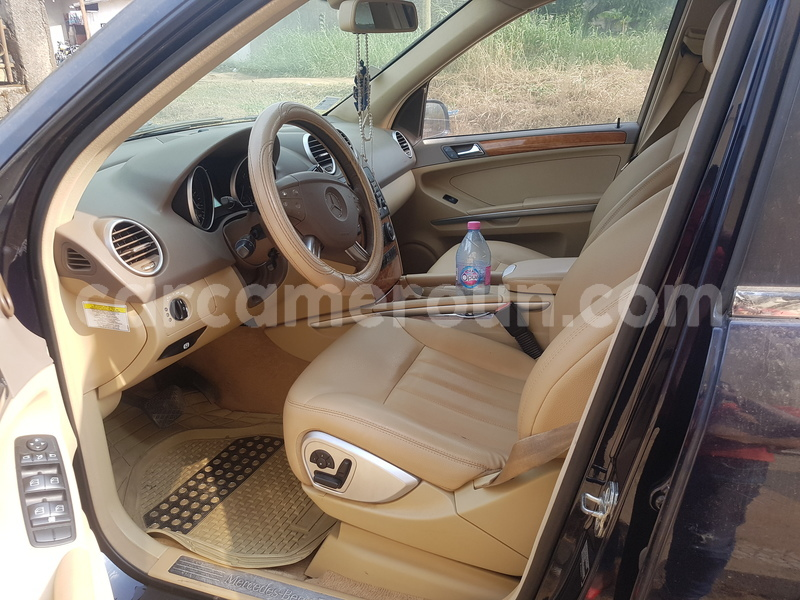 Big with watermark mercedes benz ml class littoral cameroon douala 7439