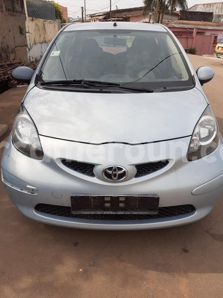 Big with watermark toyota aygo central cameroon yaounde 7473