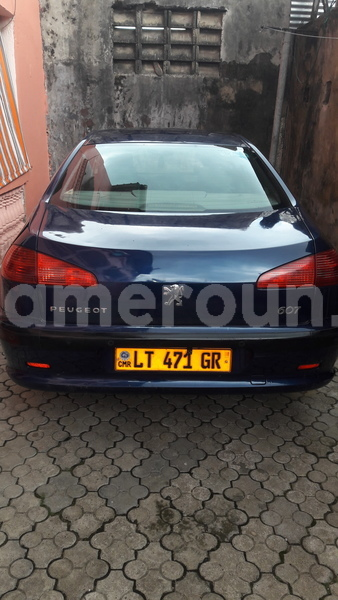 Big with watermark peugeot 607 littoral cameroon douala 7475