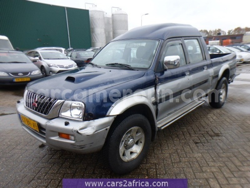Big with watermark mitsubishi l200 central cameroon yaounde 7492