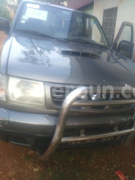 Big with watermark nissan hardbody central cameroon yaounde 7510