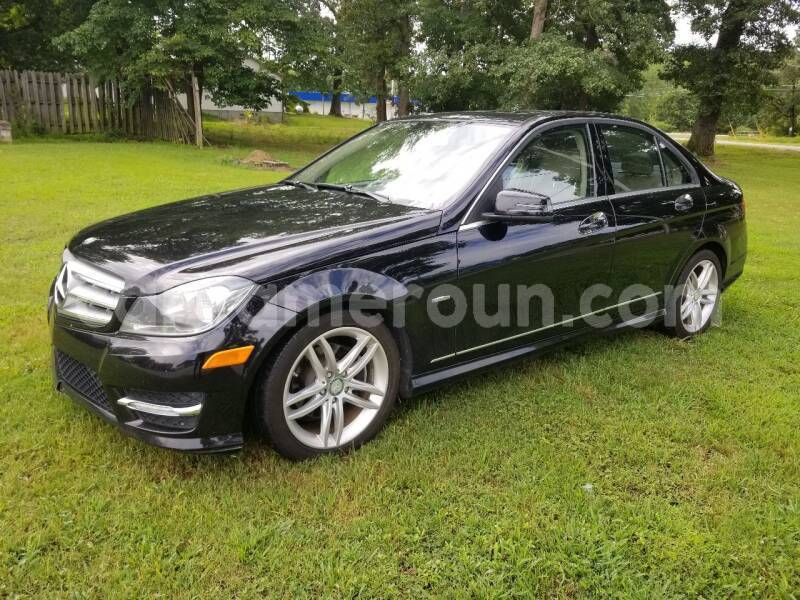 Big with watermark mercedes benz c class littoral cameroon douala 7535
