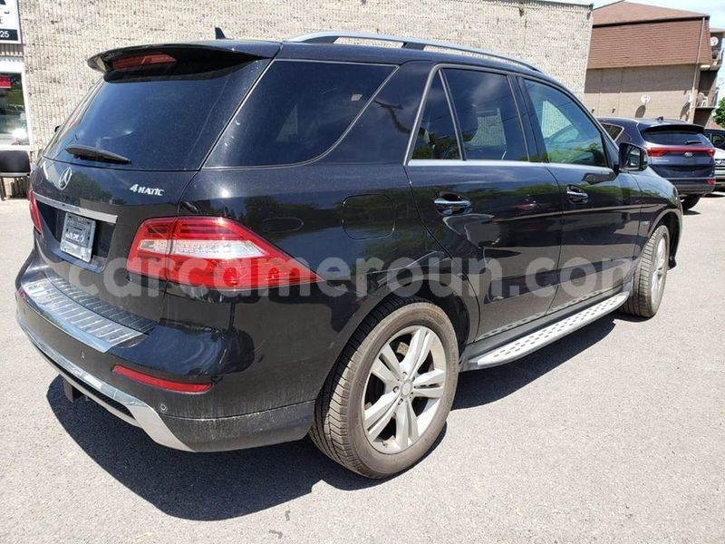 Big with watermark mercedes benz ml class littoral cameroon douala 7575
