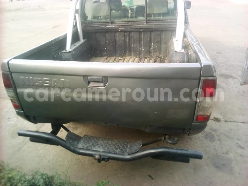 Big with watermark nissan hardbody central cameroon yaounde 7601