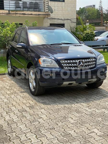 Big with watermark mercedes benz ml class littoral cameroon douala 7620