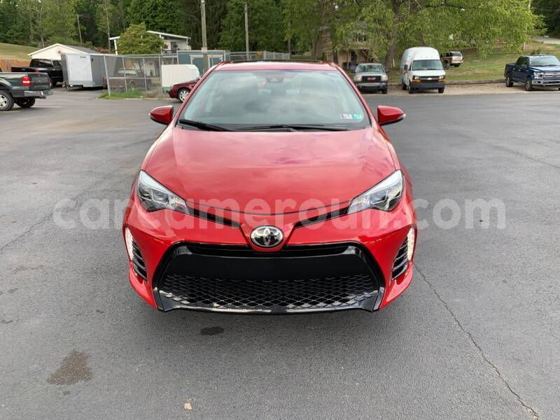 Big with watermark toyota corolla central cameroon yaounde 7714