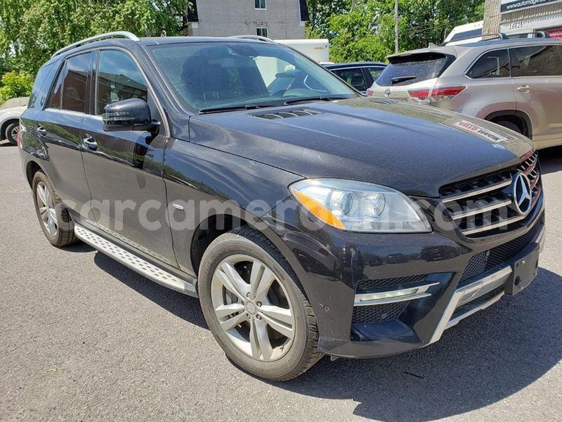 Big with watermark mercedes benz ml class littoral cameroon douala 7716