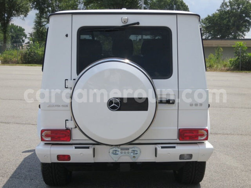 Big with watermark mercedes benz g klasse central cameroon yaounde 7721