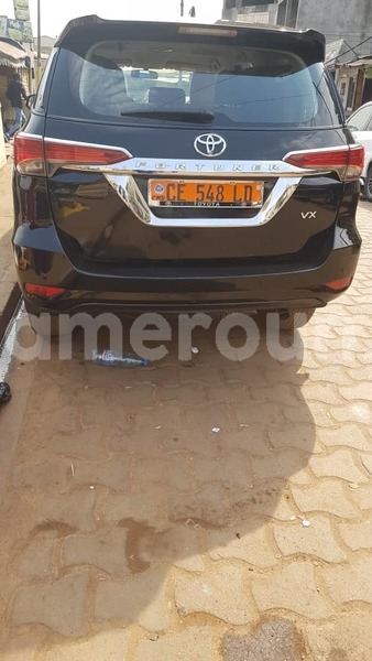 Big with watermark toyota fortuner central cameroon yaounde 7726