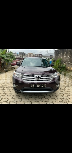 Big with watermark toyota highlander littoral cameroon douala 8033