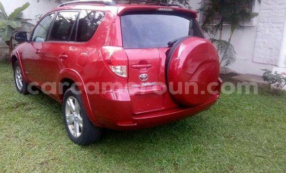 Acheter Occasion Voiture Toyota RAV4 Rouge à Tibati au Adamawa