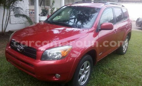 Acheter Occasions Voiture Toyota RAV4 Rouge à Tibati au Adamawa