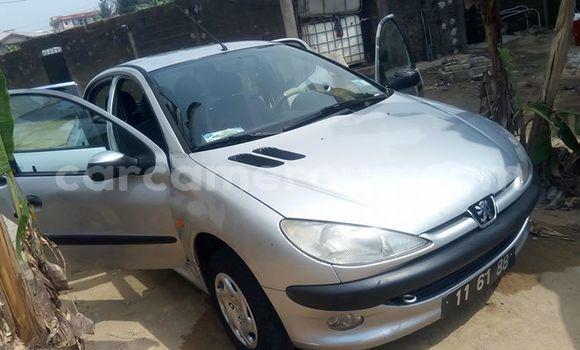 Acheter Occasions Voiture Peugeot 206 Gris à Tibati au Adamawa