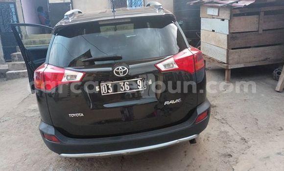 Acheter Occasion Voiture Toyota RAV4 Noir à Tibati au Adamawa