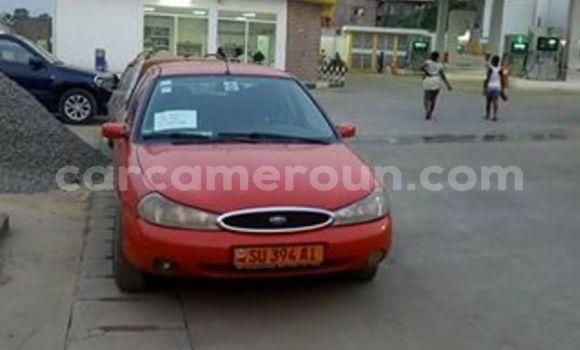 Acheter Occasion Voiture Ford Mondeo Rouge à Tibati au Adamawa