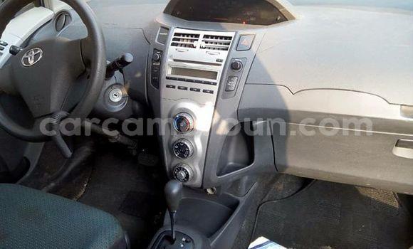 Acheter Occasion Voiture Toyota Yaris Gris à Tibati au Adamawa