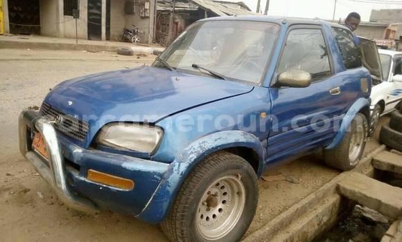 Acheter Occasion Voiture Toyota RAV4 Bleu à Tibati, Adamawa