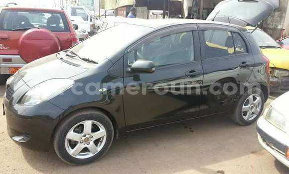 Acheter Occasion Voiture Toyota Vitz Noir à Tibati au Adamawa