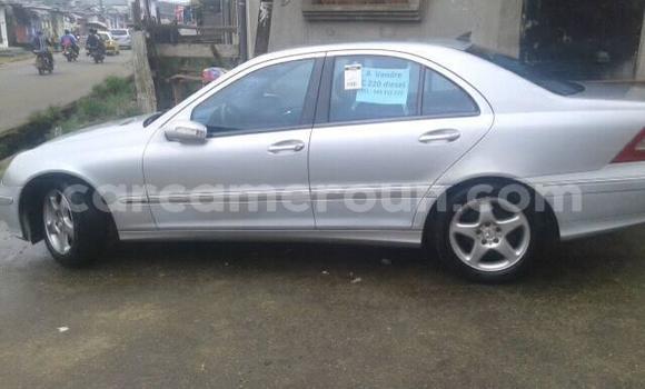Acheter Occasion Voiture Mercedes Benz C-Class Gris à Tibati au Adamawa