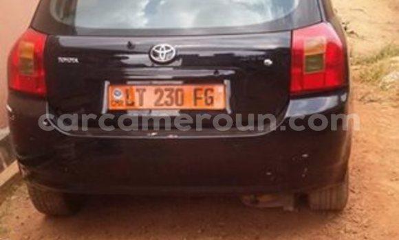 Acheter Occasion Voiture Toyota Corolla Noir à Tibati au Adamawa