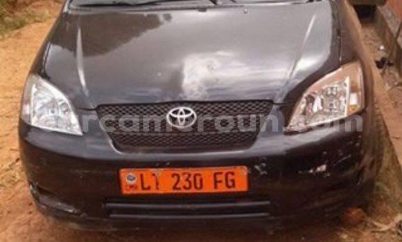 Acheter Occasion Voiture Toyota Corolla Noir à Tibati, Adamawa
