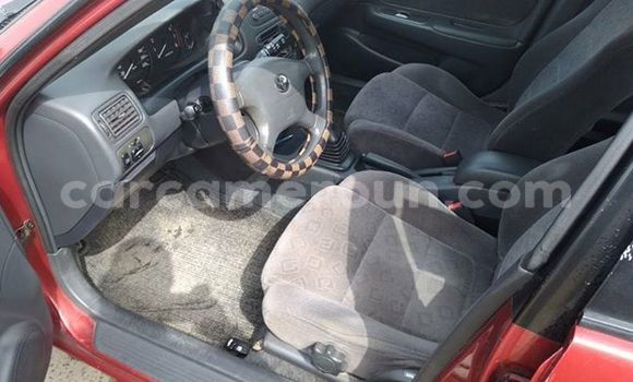 Acheter Occasion Voiture Toyota Corolla Rouge à Tibati, Adamawa