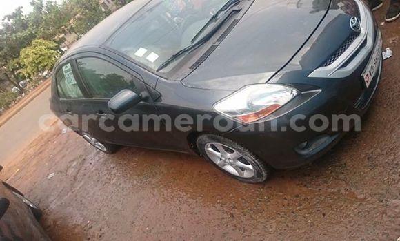 Acheter Occasion Voiture Toyota Yaris Noir à Tibati, Adamawa