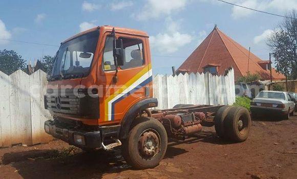 Acheter Occasion Utilitaire Mercedes‒Benz 1834 Autre à Mbouda au West Cameroon