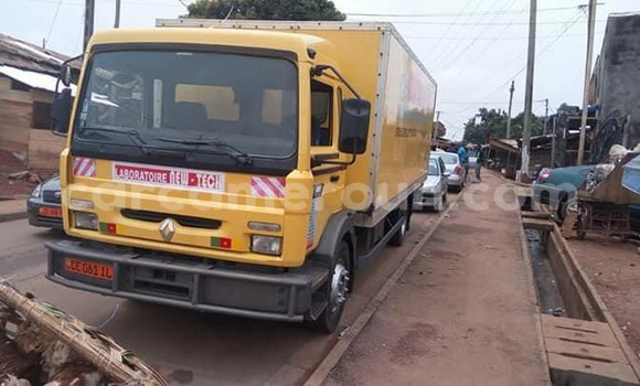 Acheter Occasion Utilitaire Renault 40ACJ Autre à Yaoundé au Central Cameroon