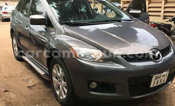 Acheter Occasion Voiture Mazda CX–7 Gris à Yaoundé, Central Cameroon