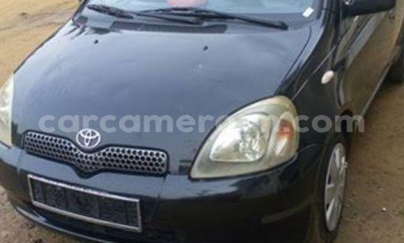 Acheter Occasion Voiture Toyota Yaris Noir à Douala au Littoral Cameroon