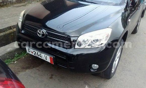 Acheter Occasions Voiture Toyota RAV4 Noir à Douala au Littoral Cameroon
